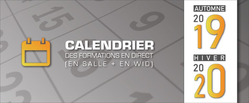 Calendrier A2019-H2020