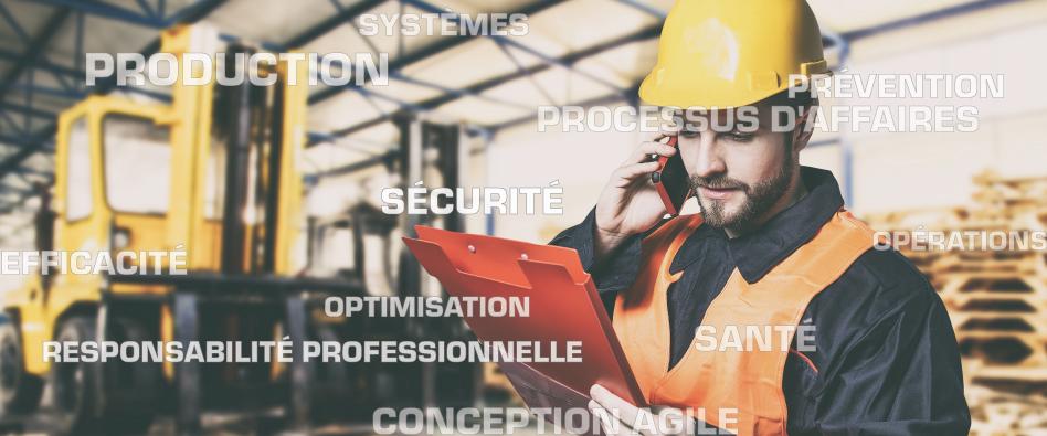 Programme : Conception, productivité et sécurité