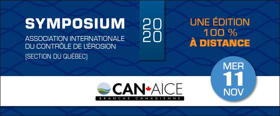 Symposium 2020 de l'AICE Québec