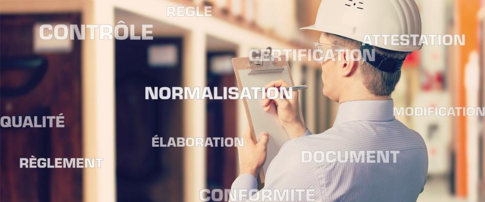 Programme : Normalisation, certification et contrôles de la qualité